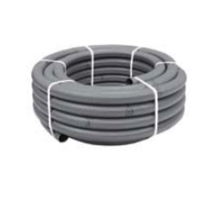 Nyomócső PVC Flexi  D40 mm