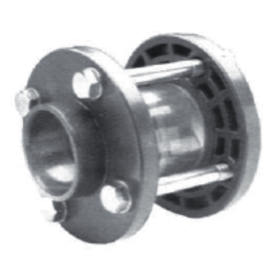 Átlátszó csőszakasz D75 mm PVC ragasztható