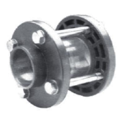 Átlátszó csőszakasz D90 mm PVC ragasztható